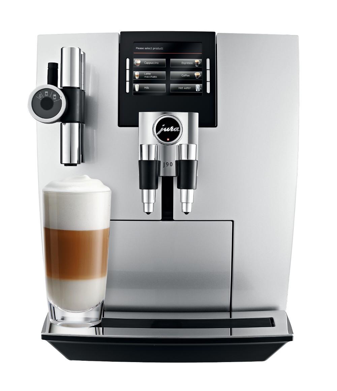 Máquina e Café JURA J90