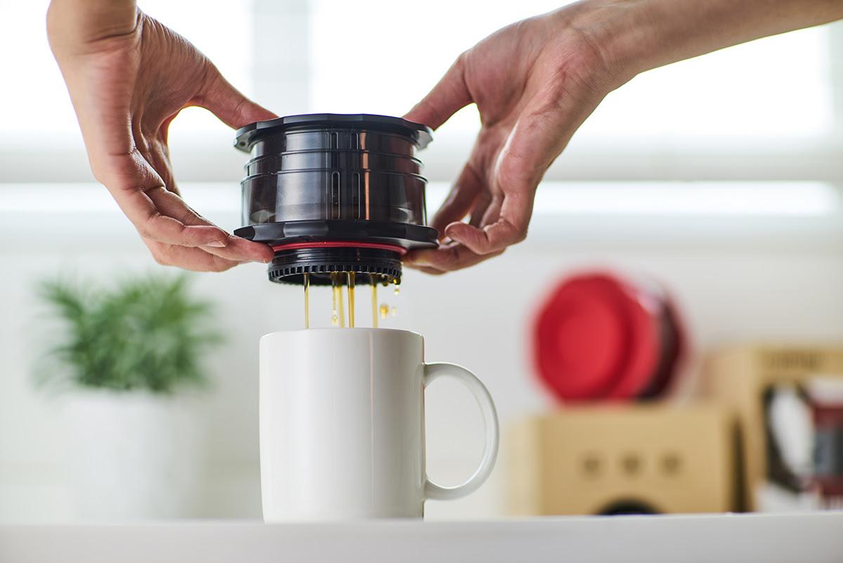 Cafflano: Máquinas de Cafés Inovadoras e Portáteis