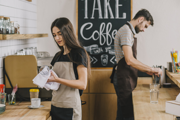 Como Montar uma Cafeteria?