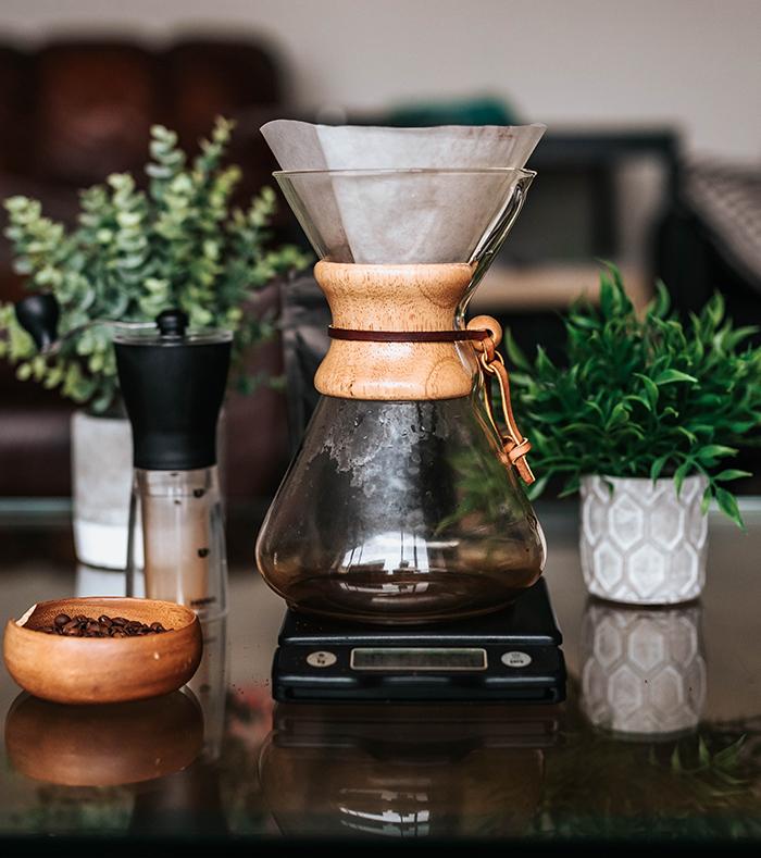 Como escolher um moedor de café?