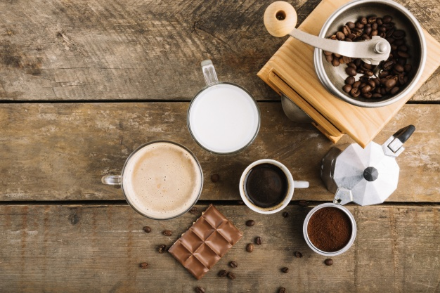 Feliz 2018 - Amamos Cafés
