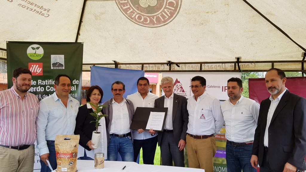 illycaffè apoia produção de cafés de ex-guerrilheiros das FARC