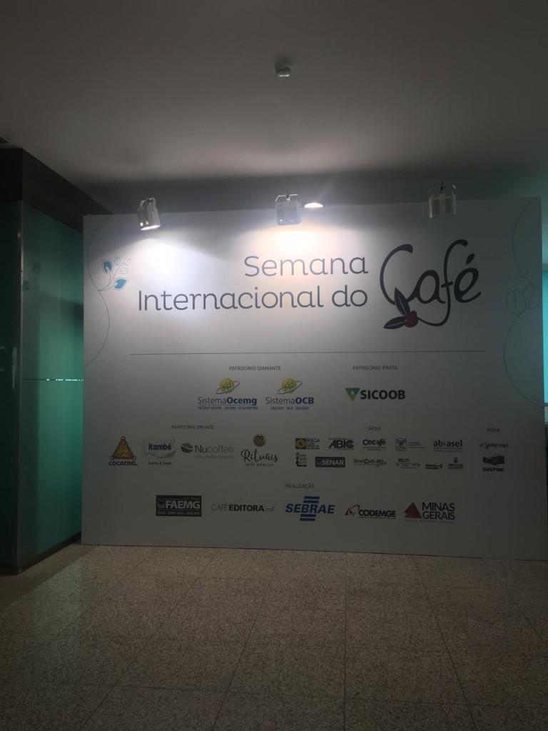 Semana Internacional do Café 2018, em Belo Horizonte