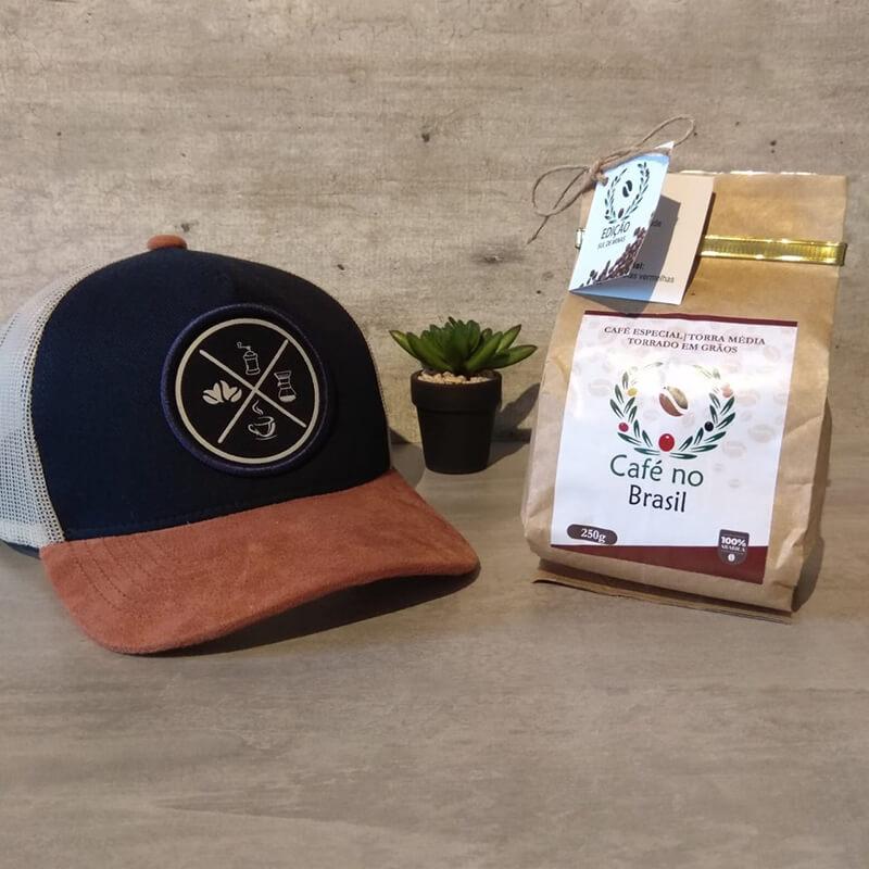 Café no Brasil com marca própria de café
